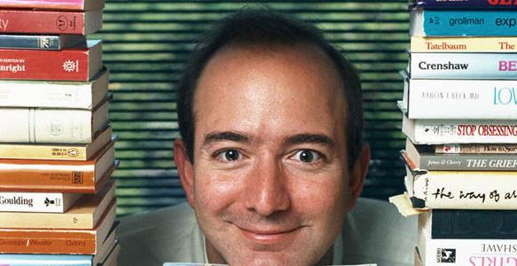 Jeff Bezos Weird