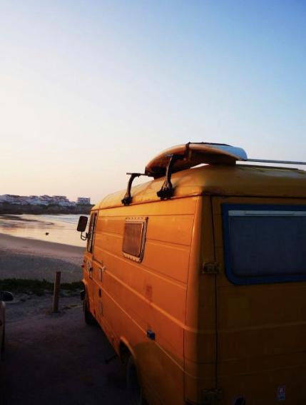 Campervan for Road Tr